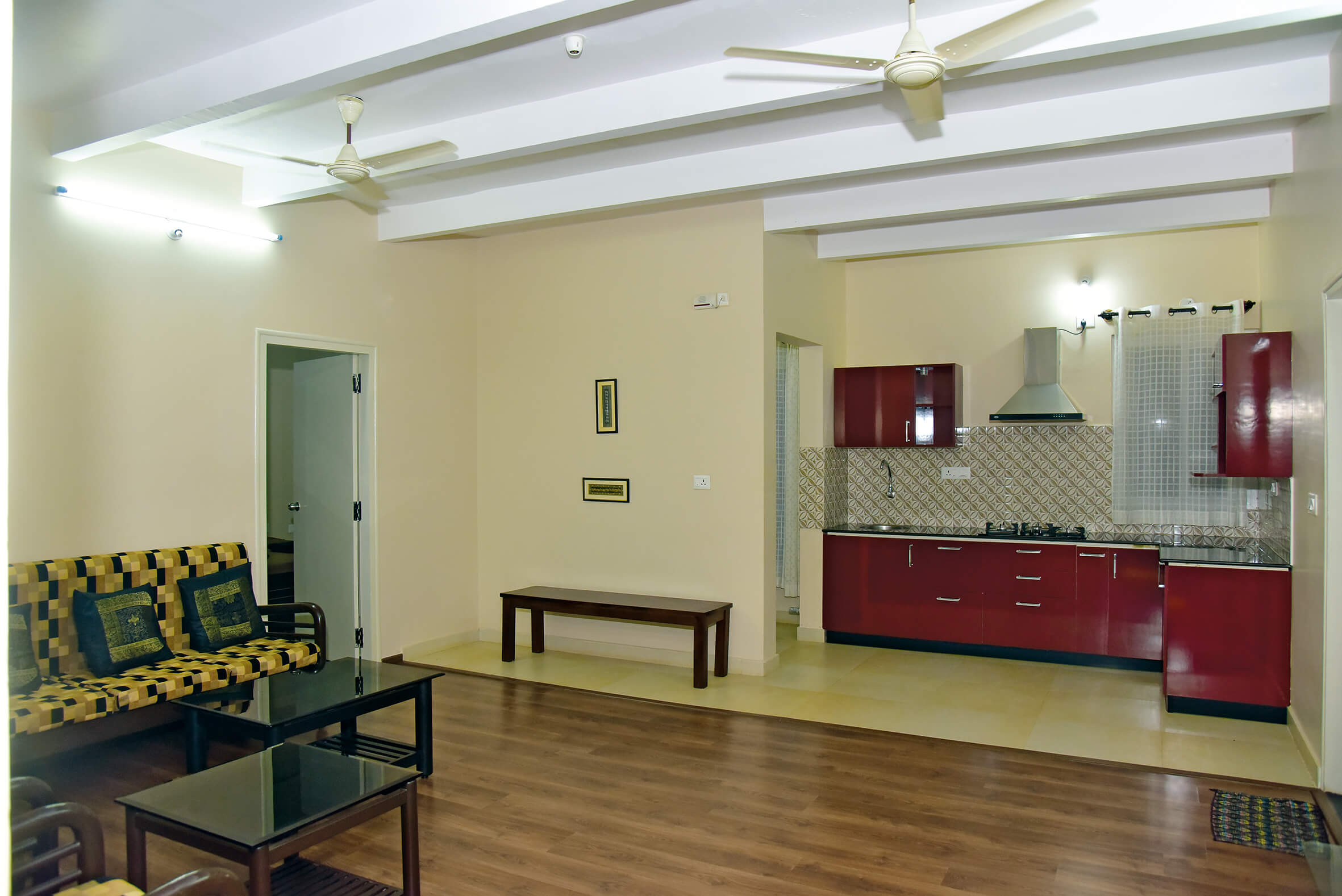 Extra Space Hall in Sharadindu - Sree Senior Homes