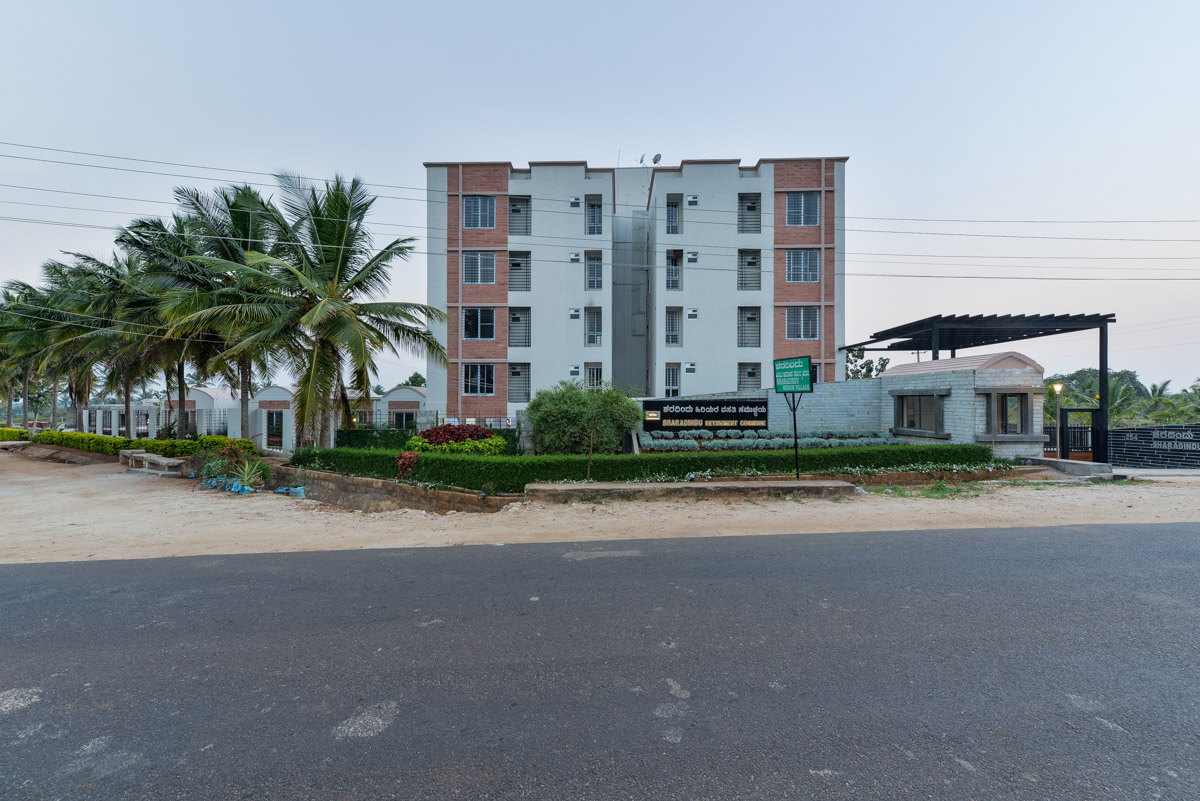 Senior Citizen Apartments in India - Sree Senior Homes